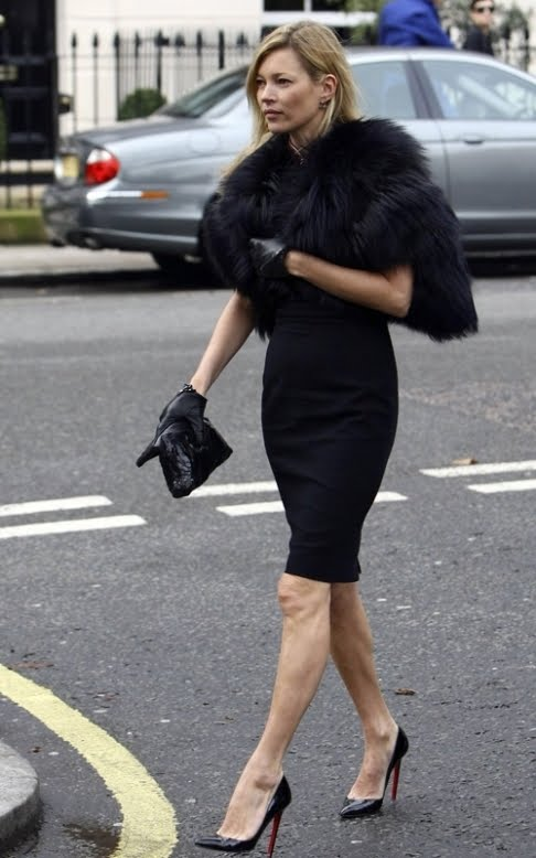 fashion at a funeral