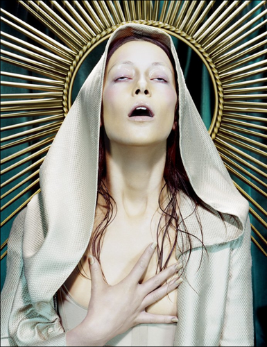 the cult of the virgin in art The virgin mary in art holy mary, drenched in symbolism and before the cult of mary, there was the cult of another virgin—artemis it gradually transformed.